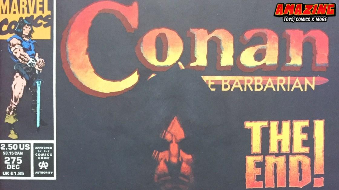Croms 8 Conan Cover zum Sonntag
