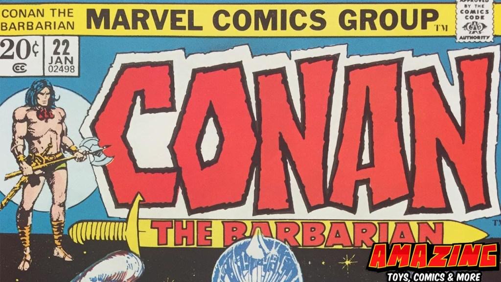 Croms 16 Conan Cover zum Sonntag