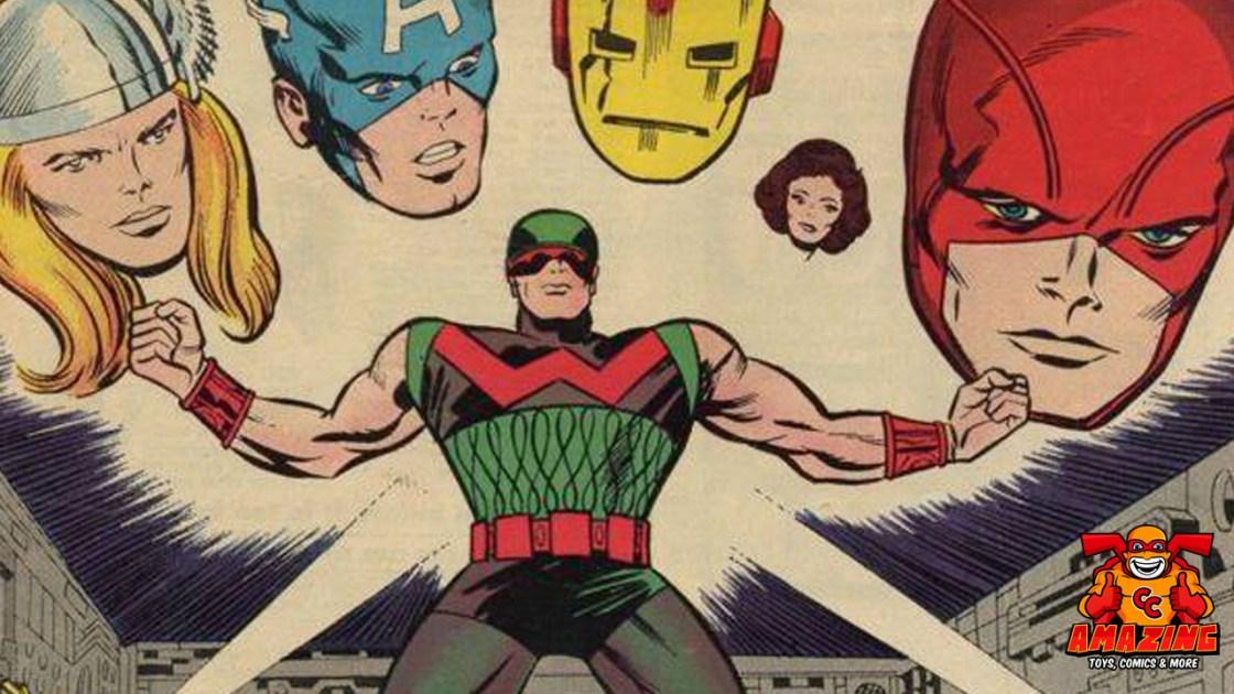 Eine Handvoll Comics ins Plastikgrab