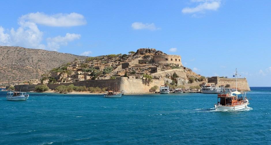 Honeymooning in Romantic Crete