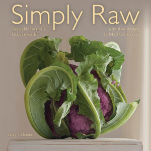 Simply Raw Wall calendar