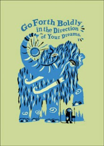Go Forth Boldly