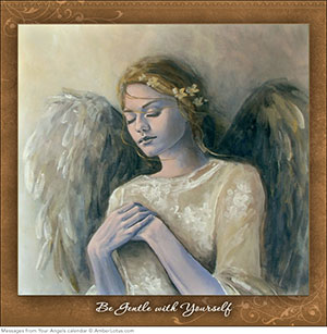 Messages from Your Angels 2015 wall calendar