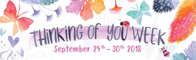 Thinking of You Week logo