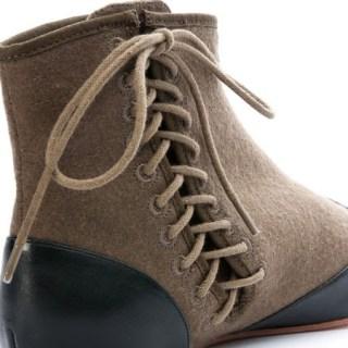 reproduction civil war shoes