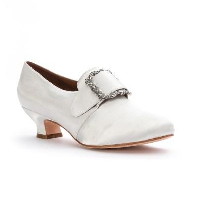 Georgiana 18th century shoes