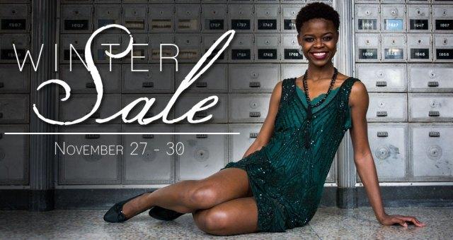 Royal Vintage Shoes Winter Sale November 27 - 30 2015