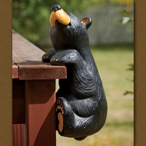 Black Bear Table Hanger