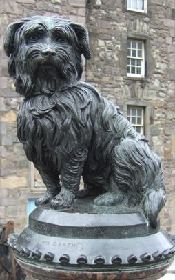 greyfriars-dog-statue