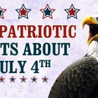 20+ Patriotic Facts About 4th of July