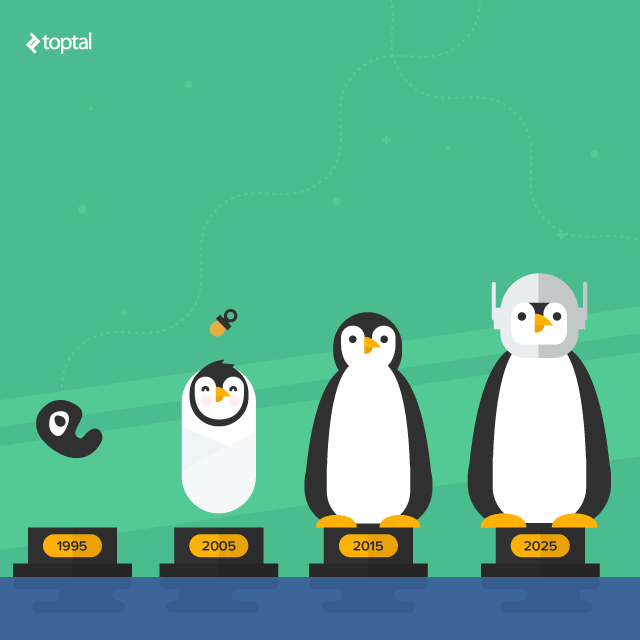 What do the next 25 years have in store for Linux?