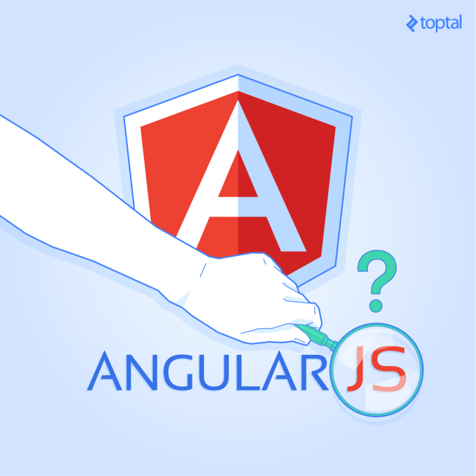 It's important to know the difference between Angular and AngularJS.