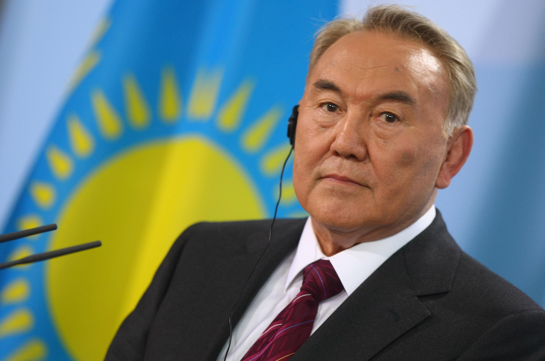 Nursultan Nazarbayev now 42