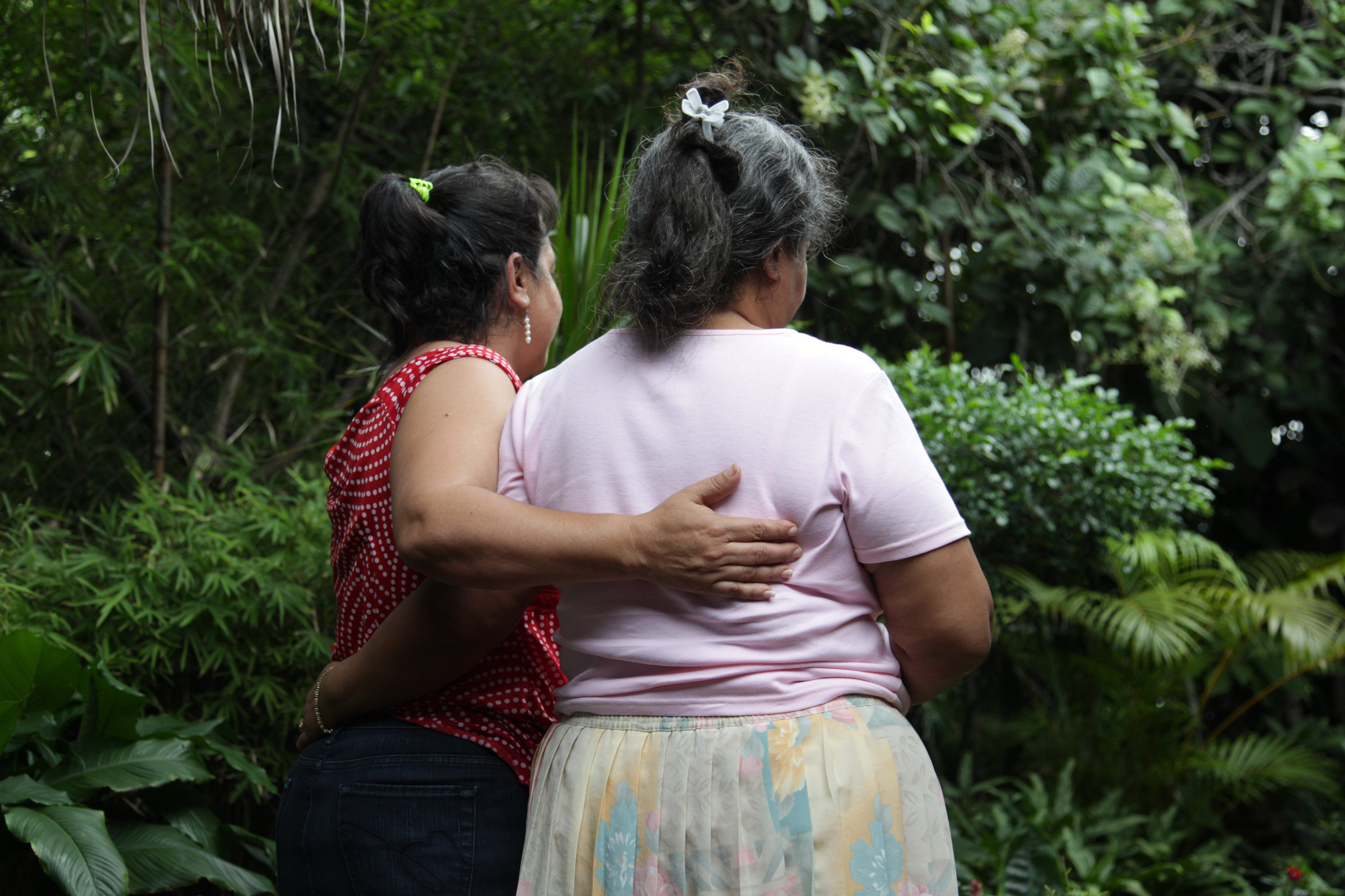 """""""Isabel and """"Ruth"""" (not their real name) are the mother in law and neighbor of María Teresa Rivera, one of """"Las 17"""" women who are imprisoned in El Salvador with charges of """"aggravated homicides"""" under the suspicion of having had an abortion."""