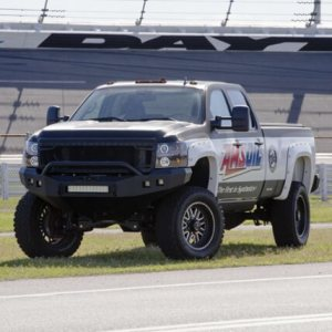 AMSOILDieselTruck