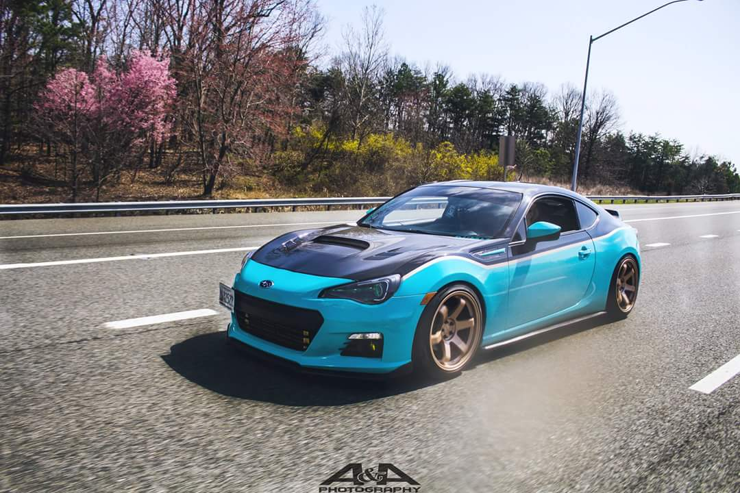 A Subaru Brz Unlike Any Other Amsoil Blog