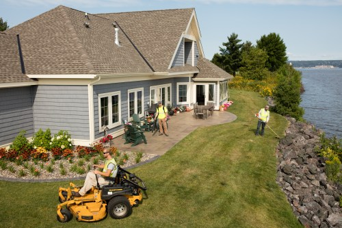 What's the Right Fuel for Landscape Power Equipment? - Landscaping zero turn mower