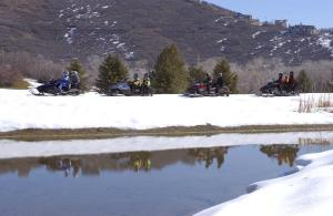 Best places to snowmobile