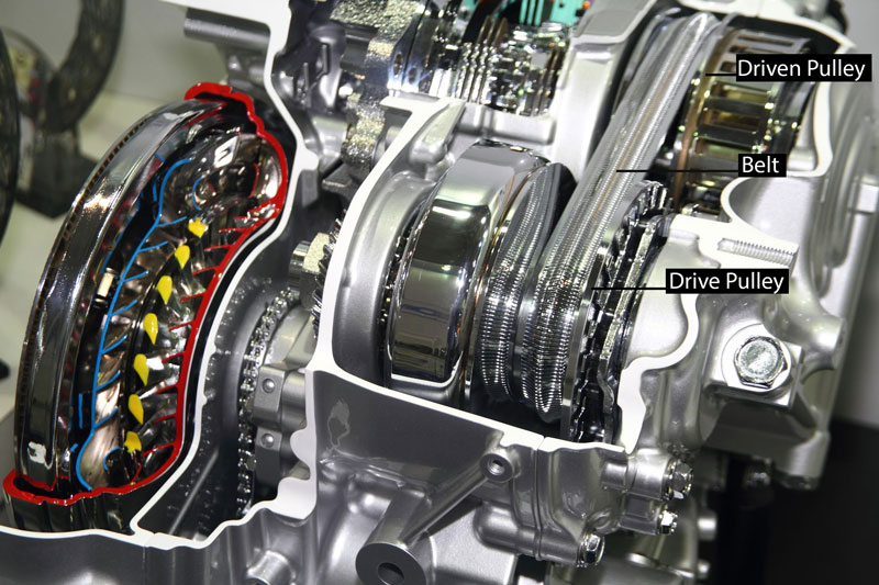can you use an automatic engine with a manual transmission