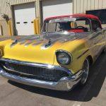 50s era Chevy Bel Air