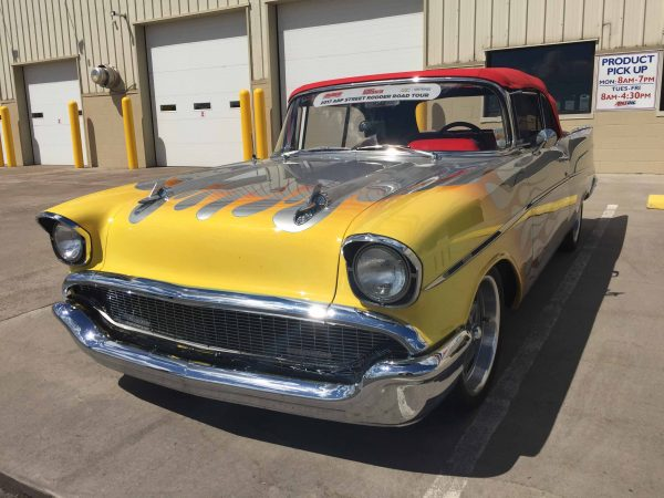 synthetic oil in older cars - 50s era Chevy Bel Air