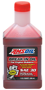 AMSOIL Break-In Oil