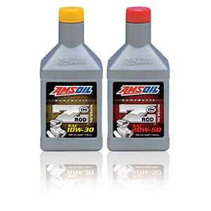 AMSOIL Z-ROD Synthetic Motor Oil