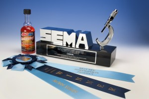 amsoil wins sema award
