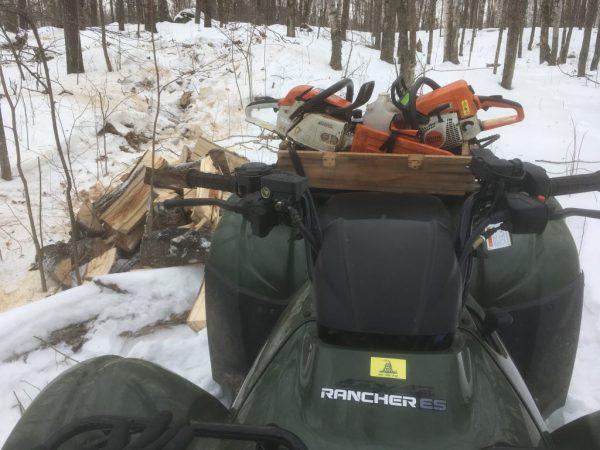 Honda Rancher ATV