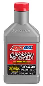 European motor oil