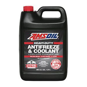 AMSOIL Heavy-Duty Antifreeze & Coolant