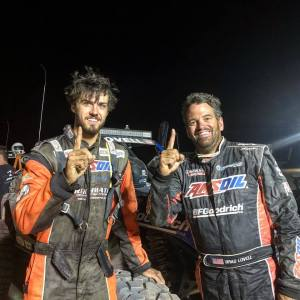 Brad and Jake Ultra 4 Win