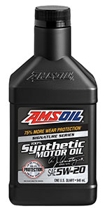 AMSOIL, conventional vs. synthetic