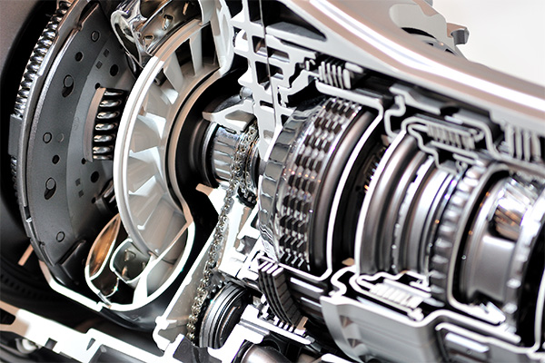 automatic vs manual transmission fluid