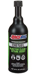 AMSOIL Diesel Injector Clean + Cetane Boost