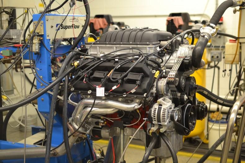 Mopar Hellephant engine
