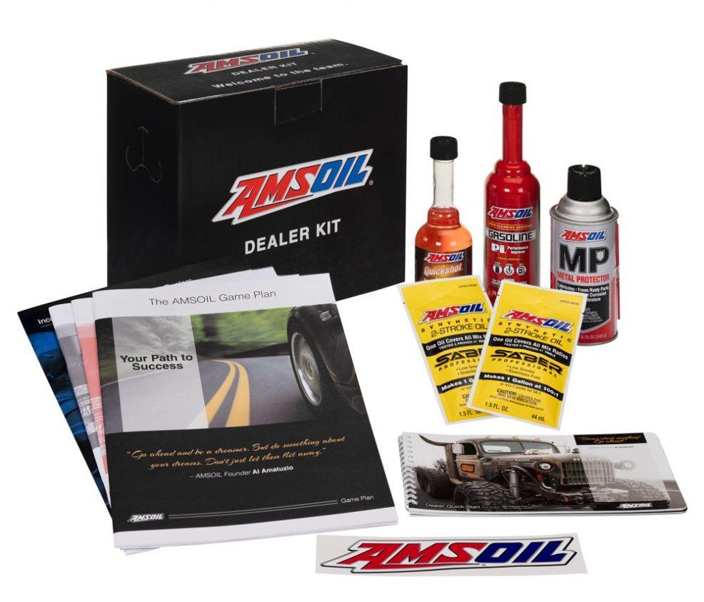 AMSOIL Dealer Kit