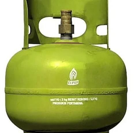 mengapa gas 3kg cepat habis