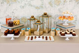 Chic Coastal Guest Dessert Feature