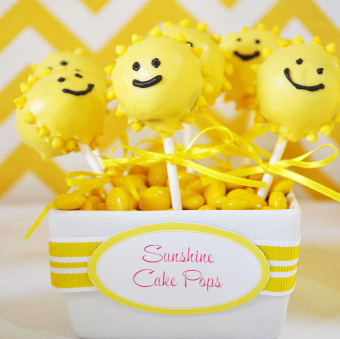 Sunshine Guest Dessert Feature | Amy Atlas Events
