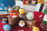 Angry Birds Guest Dessert Feature