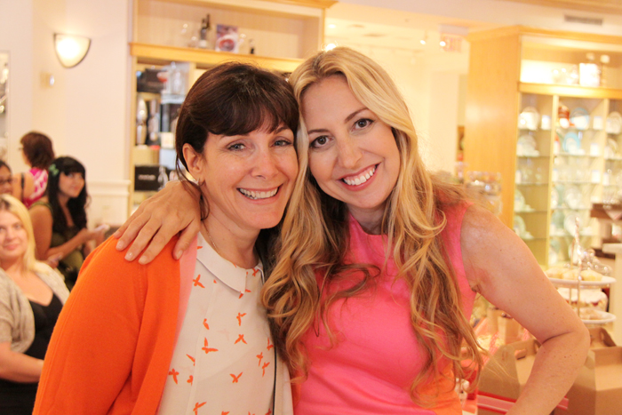 Amy Atlas and Mindy Weiss Sweet Designs Book Tour Beverly Hills