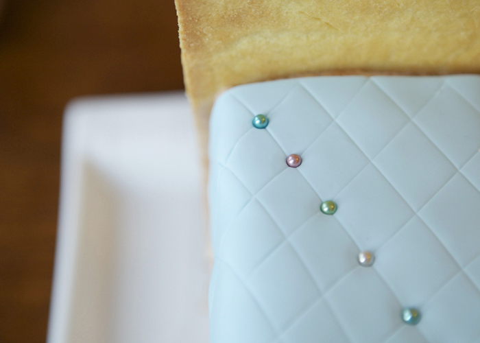 Princess and the Pea Cake Bed Tutorial