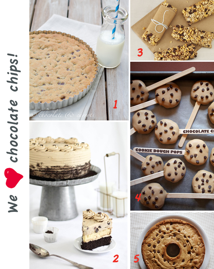 Chocolate Chip Desserts