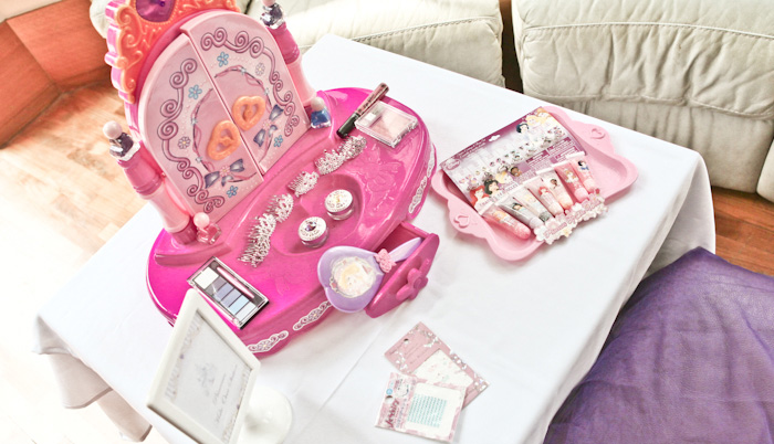 Purple Princess Party for girls
