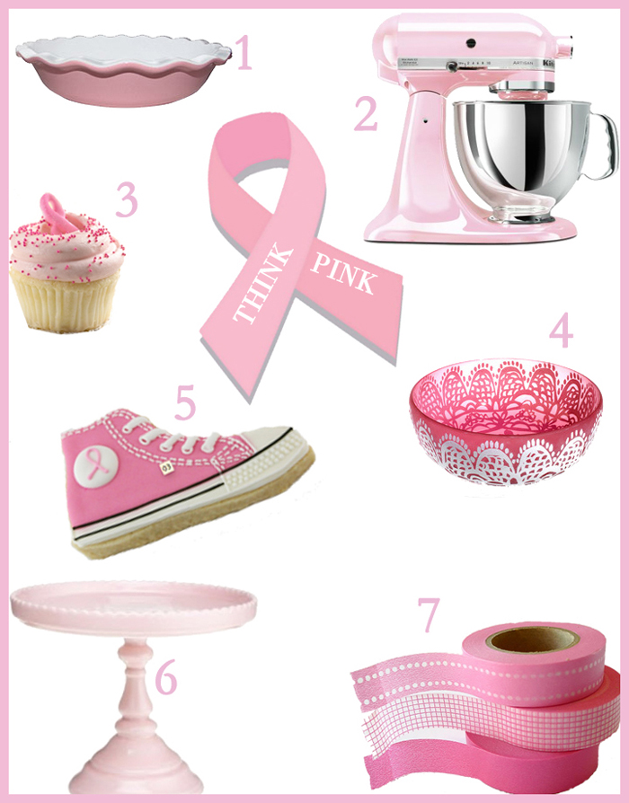 Breast Cancer Awareness Month Pink Great Finds