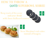 SuperBowl Soiree…The Chic Way