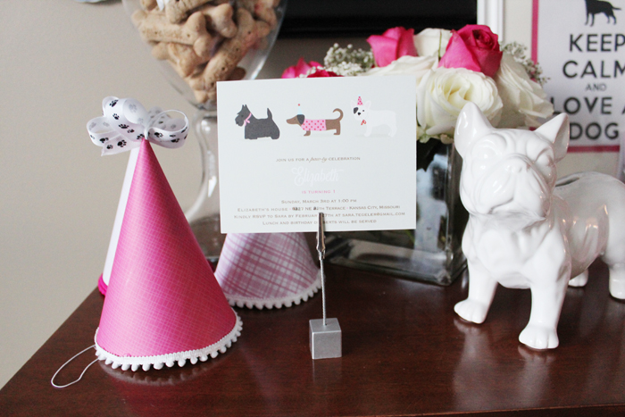 Pink Birthday Hats