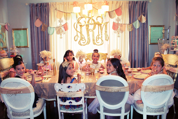 Tea Party for Girls