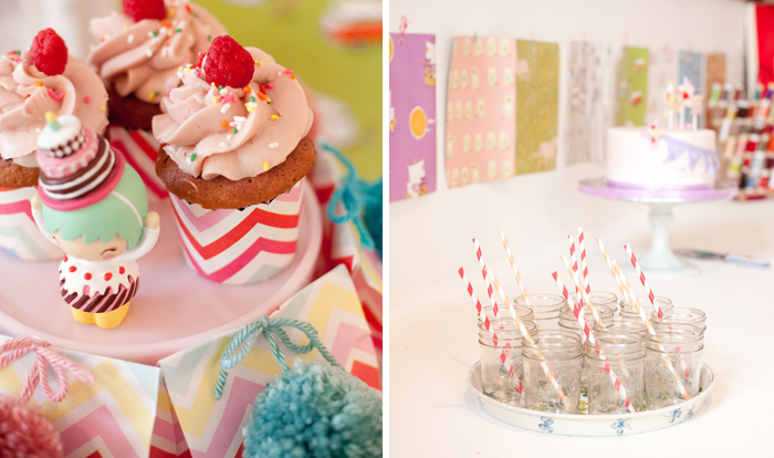 Crafting Party   Cupcakes